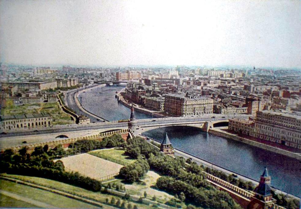 1949_Москва_Петров