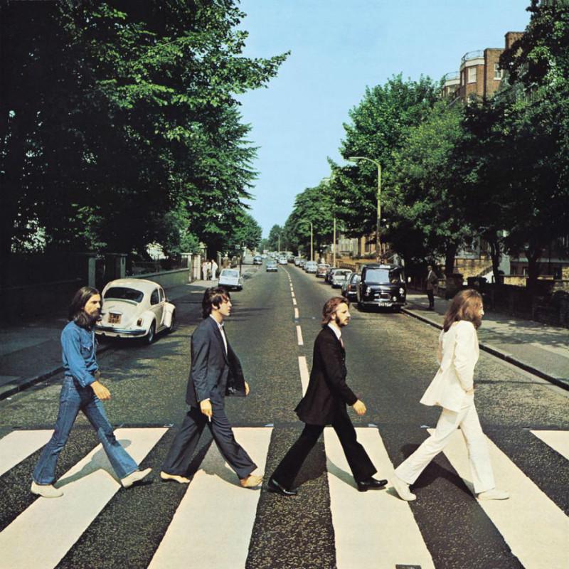 26 сентября 1969 года, был выпущен Abbey Road фотография для обложки стала культовой