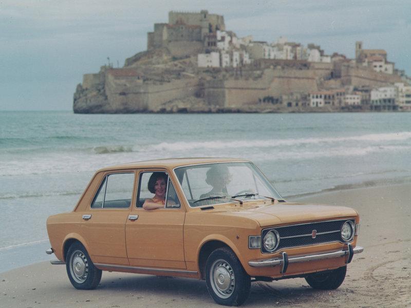 1969 Fiat-128