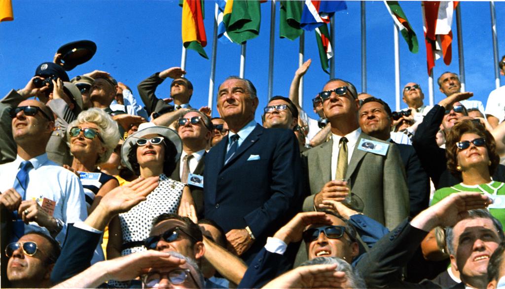 1969 Launch of Apollo 11