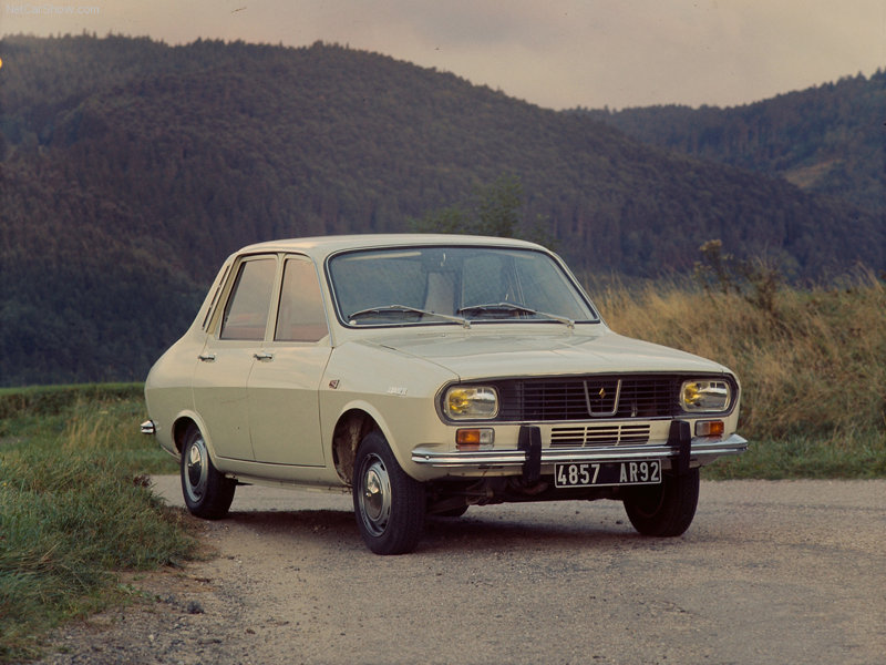 1969 Renault 12 TL 1969–75