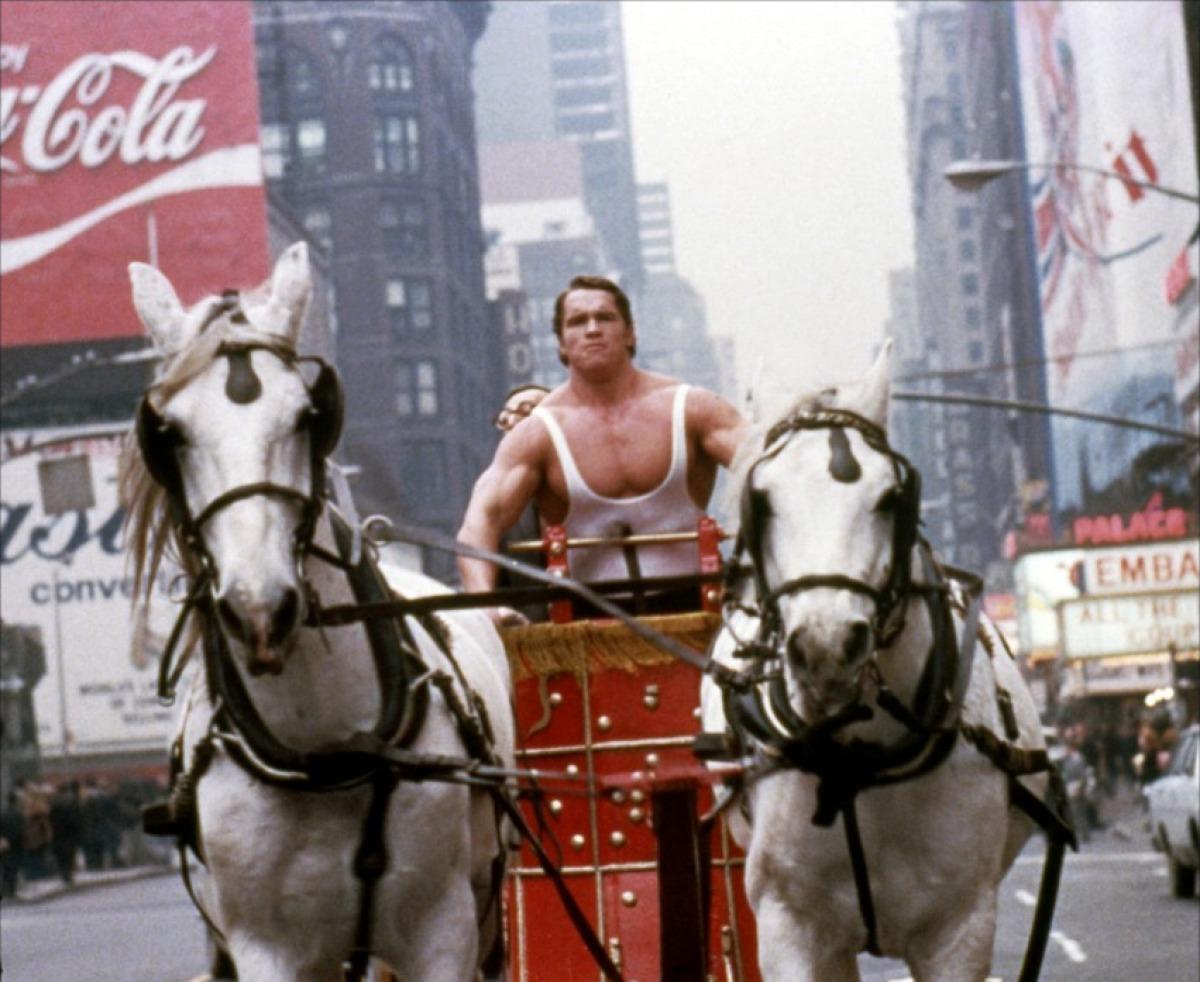 1969 Геркулес в Нью-Йорке
