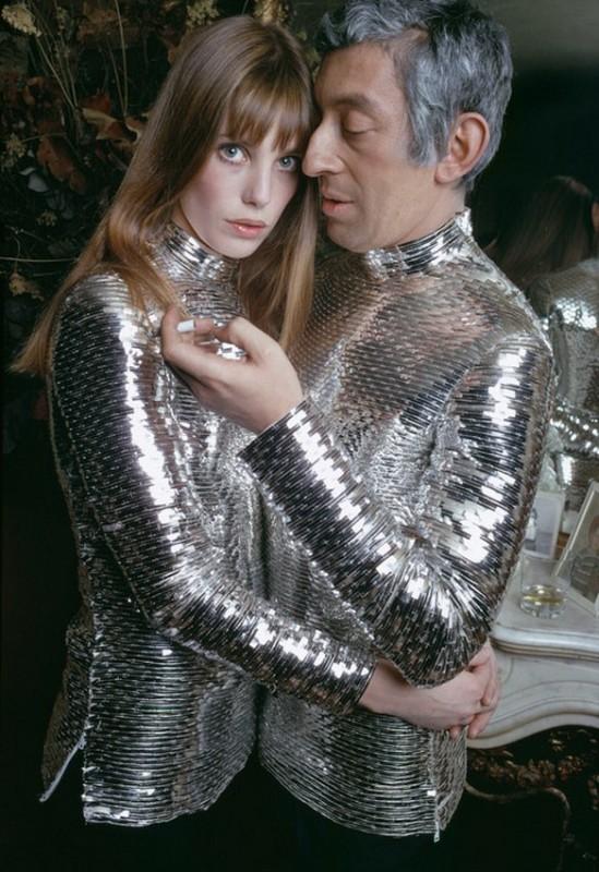 1969 Серж Генсбур и Джейн Биркин4
