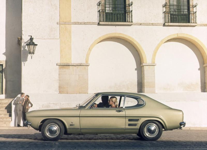Ford Capri MkI 1969ф