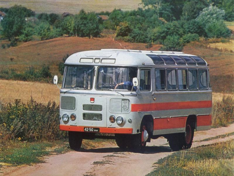 Автобус ПАЗ-672 (1969–1989)