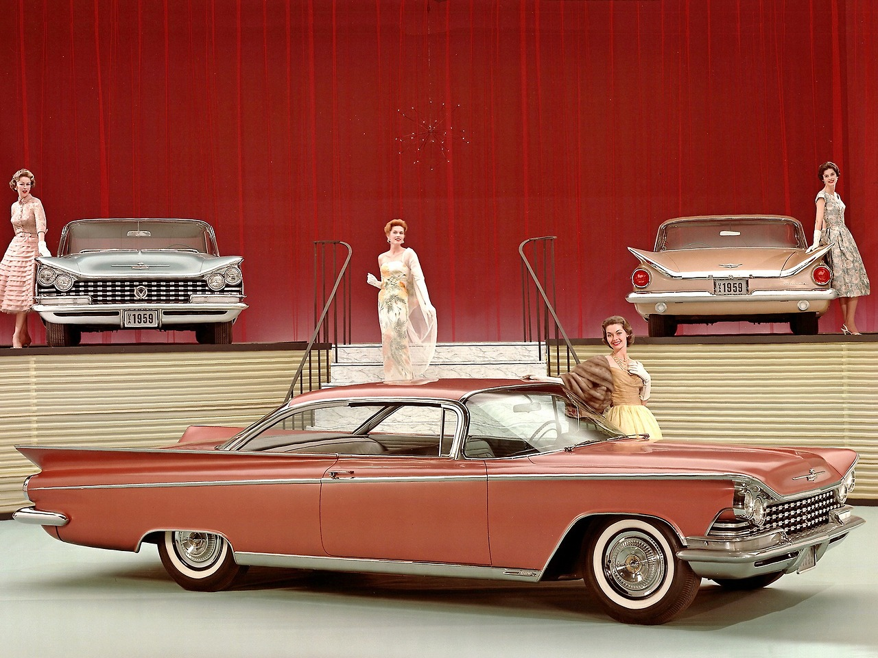 1959 Buick Invicta 2-door Hardtop 1959