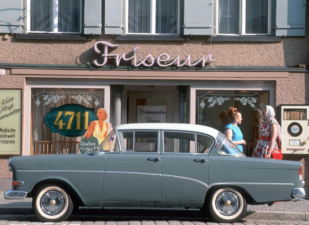 1959 Opel Olympia Rekord P1