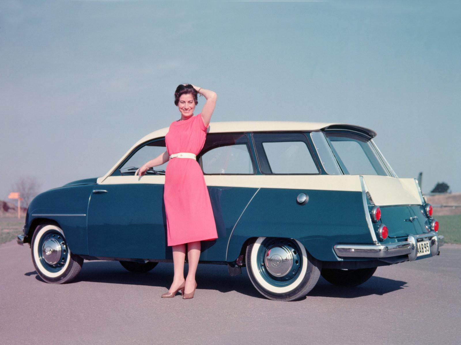 СААБ 95 (1959 - 1960)
