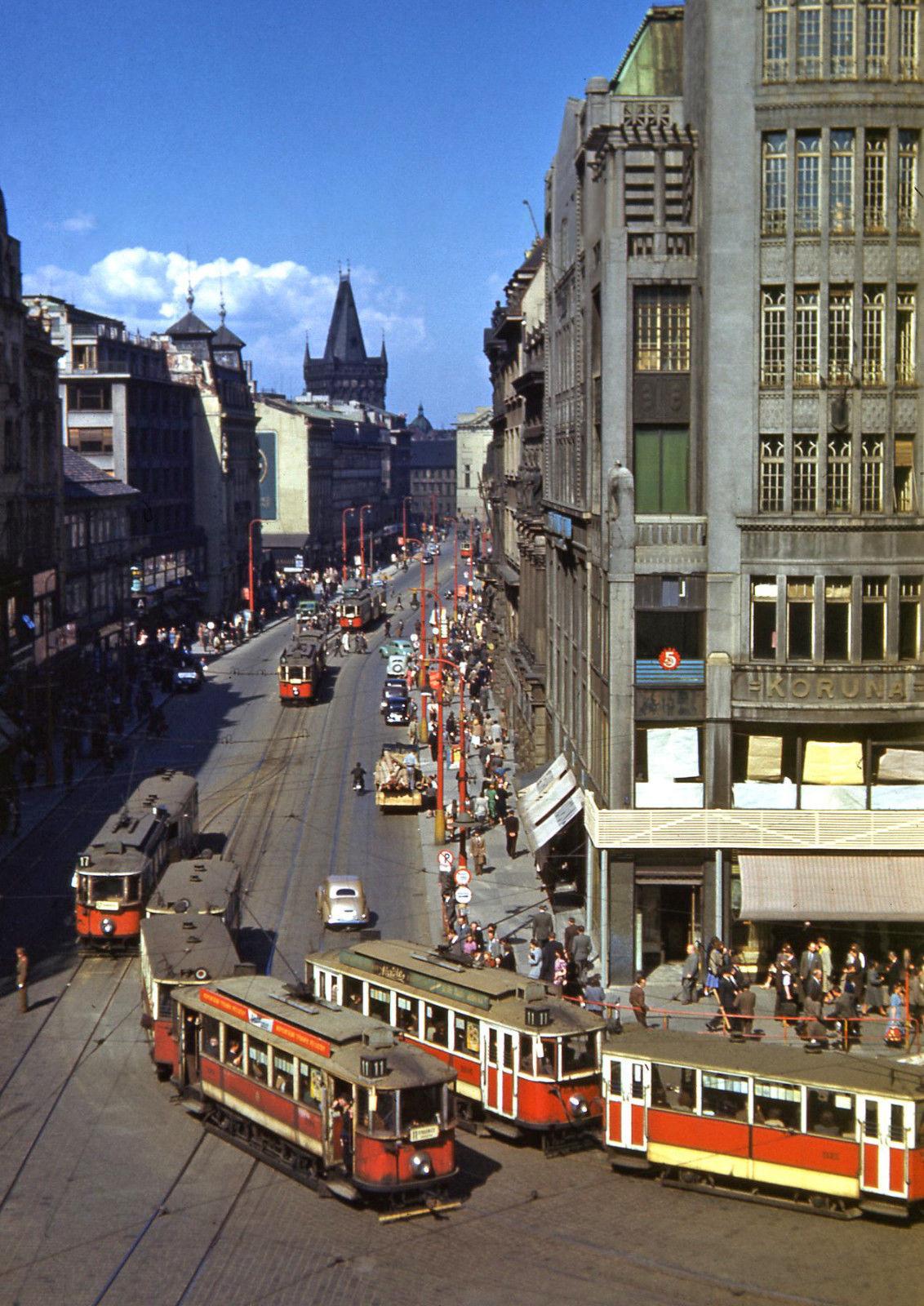 1950s Praga