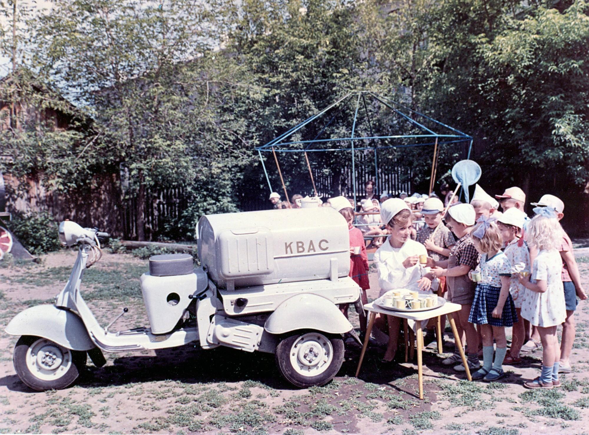 1959 Вятка-цистерна