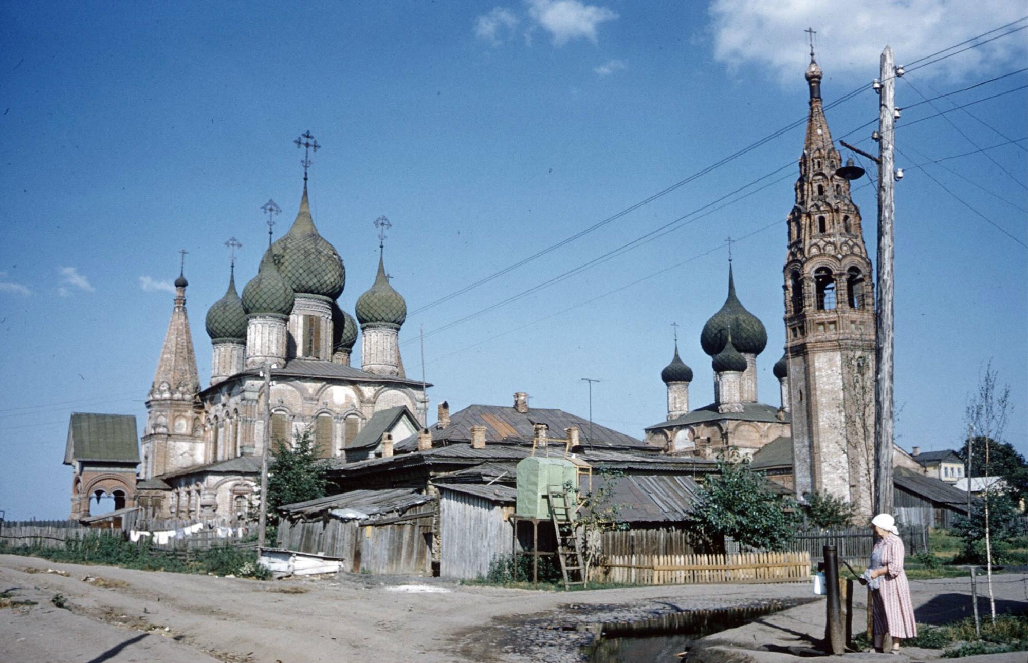 1959 Слобода Коровники. Карл Миданс
