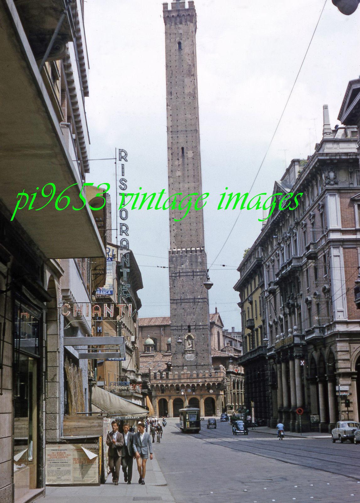 Из кодахромного наследия. Италия 1950-х.