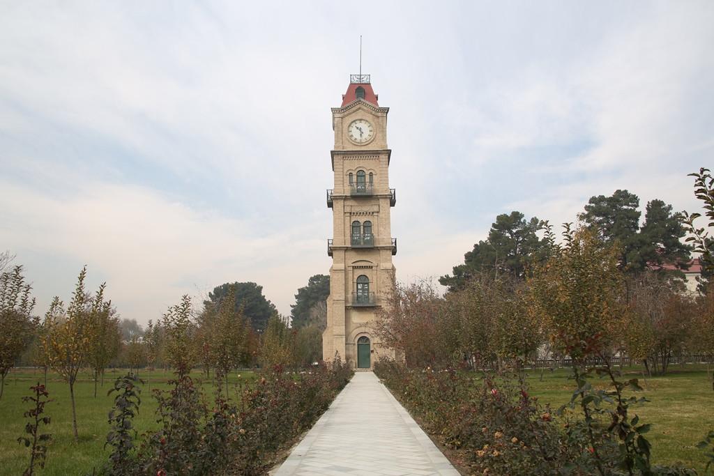Clock Tower of Dilgosha Palace