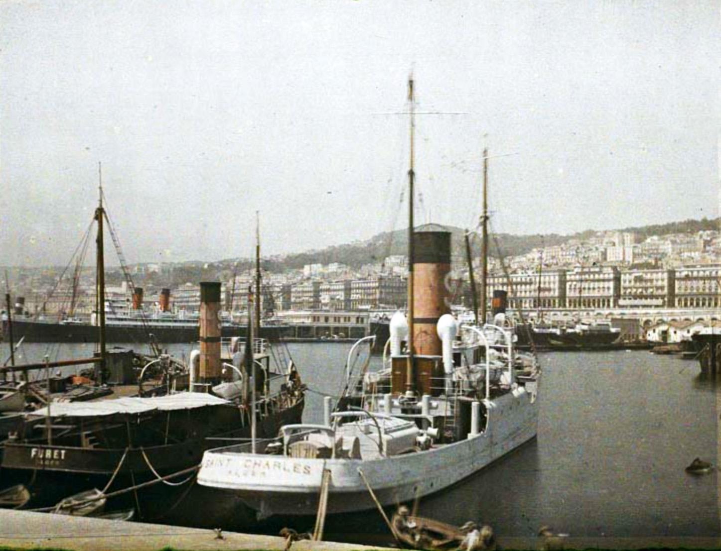 1929 Алжир