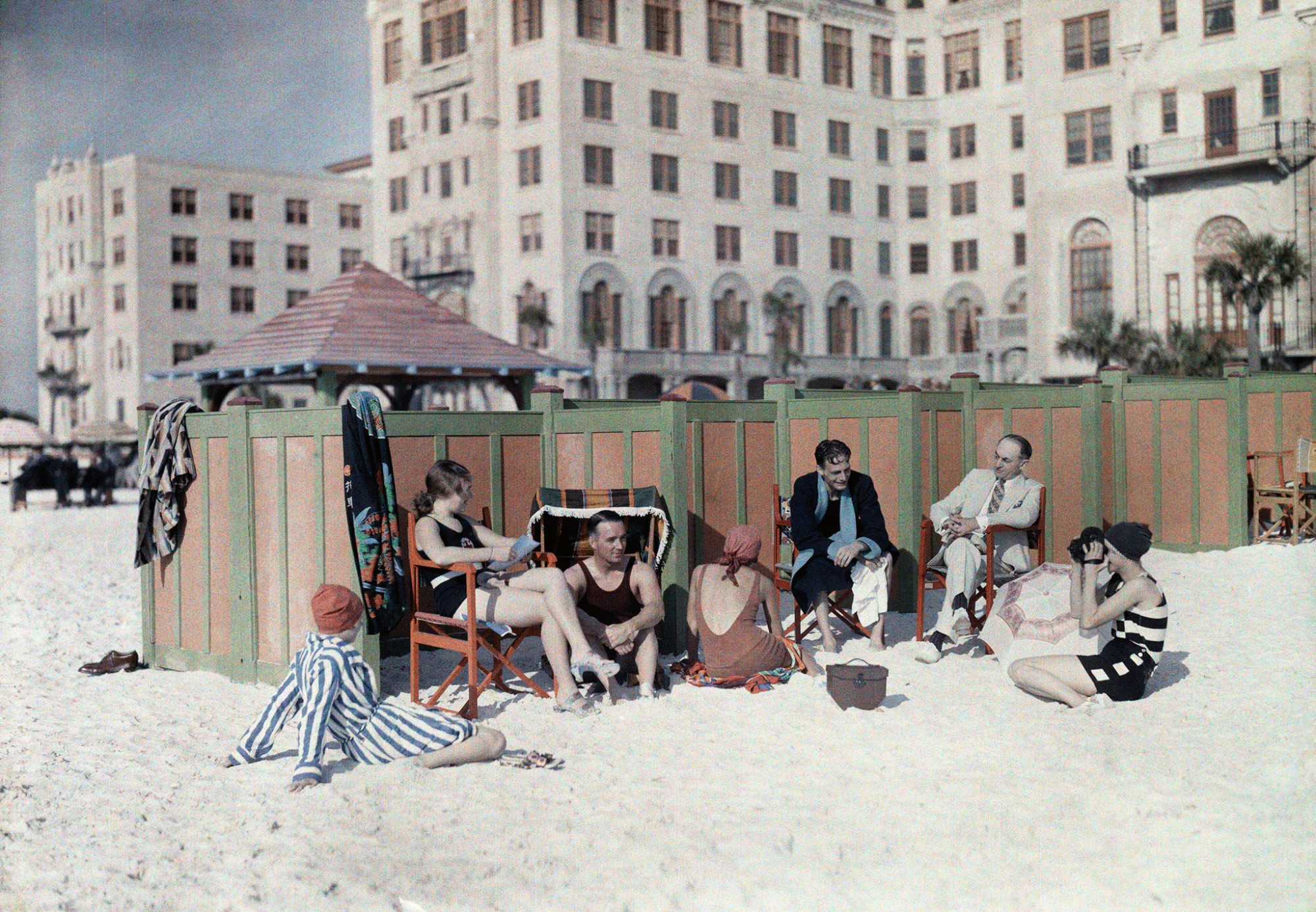 1929 Florida. Clifton Adams