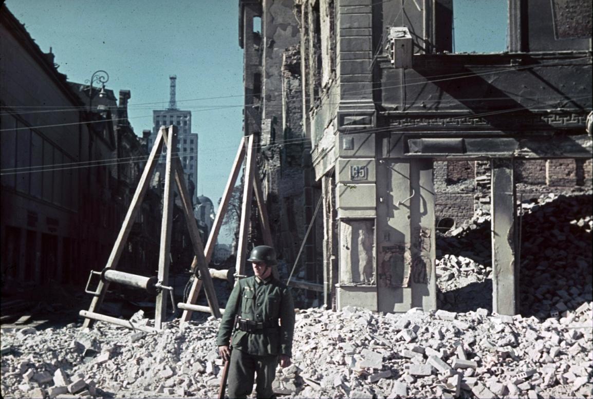Post-invasion Poland, 1939