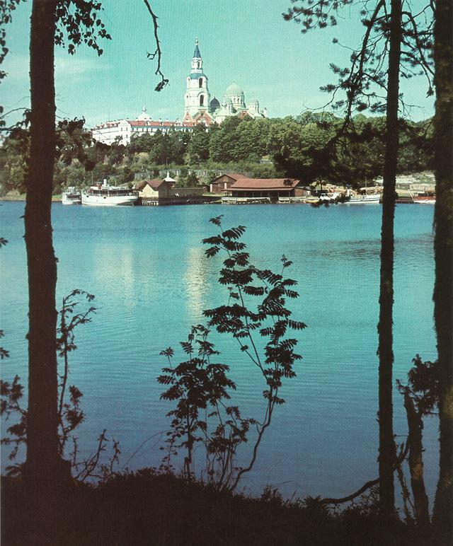 1939 Valaam Island by German photographer Hans Wagner