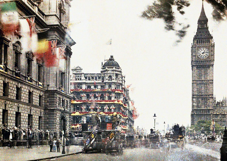 London 19th July 1919b