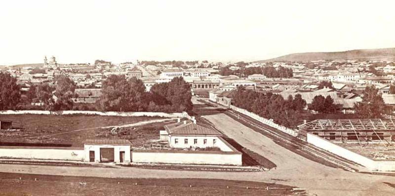 1867 Виды города Уфы, снятые в 1867 году3а