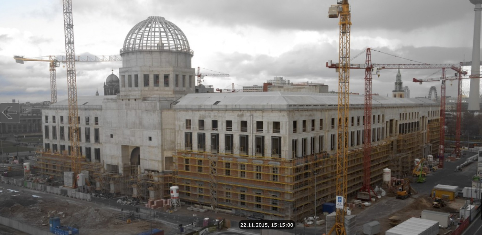 Берлинский замок 2015