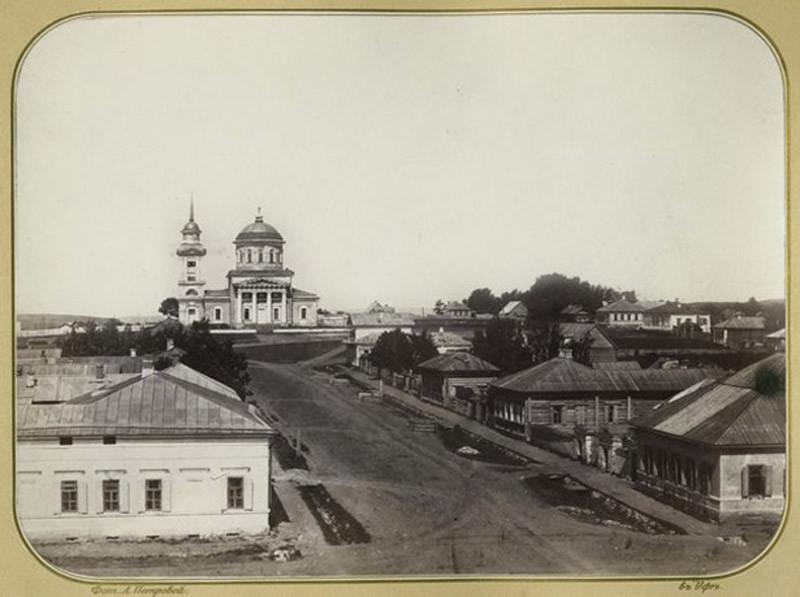1867с Храм Александра Невского в Уфе