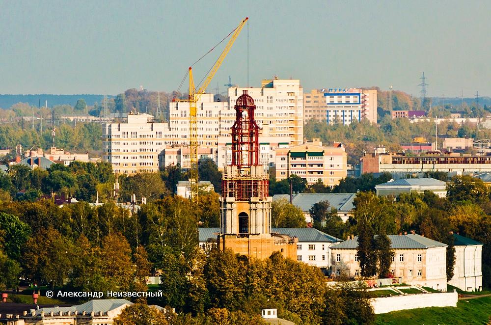 Убитый скайлайн 3. Как убивают наши города kyline,Градостроительная катастрофа,Архитектурное наследие