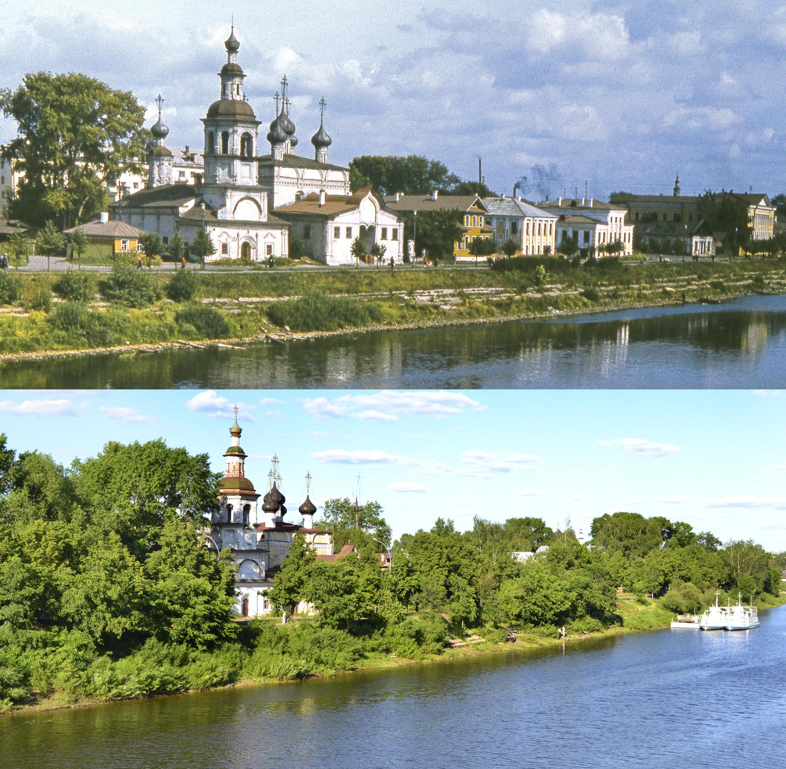 Церковь Дмитрия Прилуцкого на Наволоке 1970е-2011 гг.