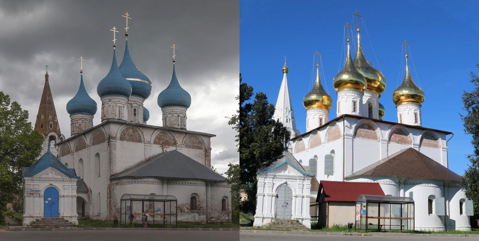 Благовещенский собор 2016-2020