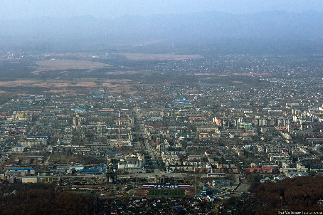 Южно-Сахалинск 2015