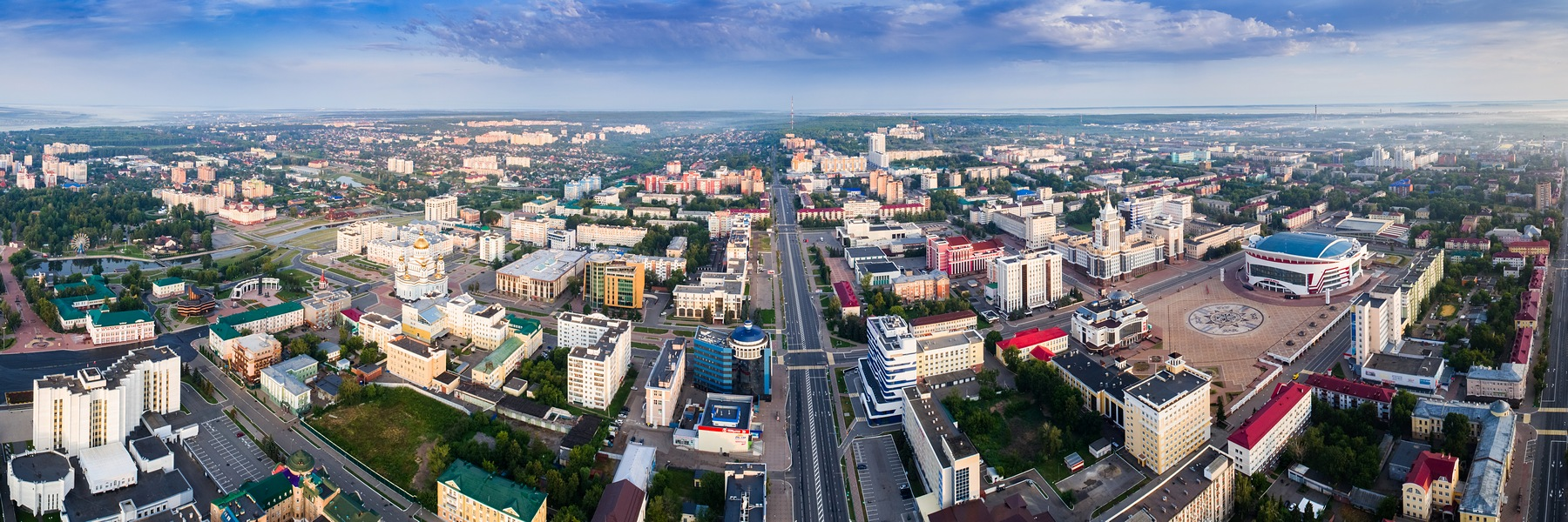 Саранск 2020