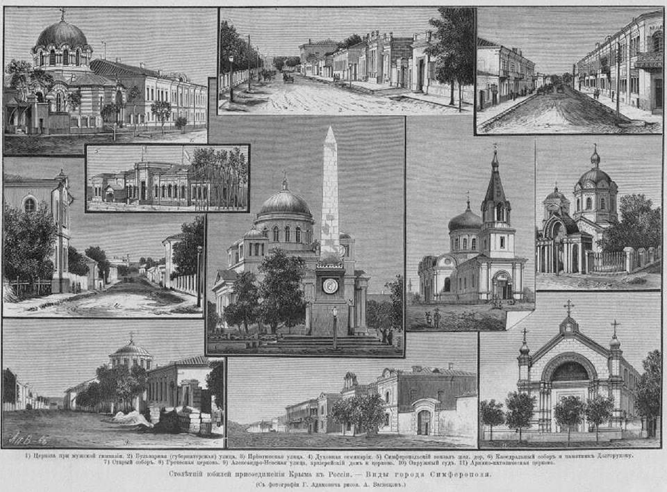 1880с Симферополь