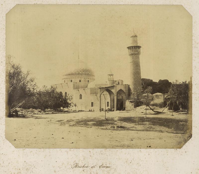 1862 Moschea di Erivan. Luigi Montabone2
