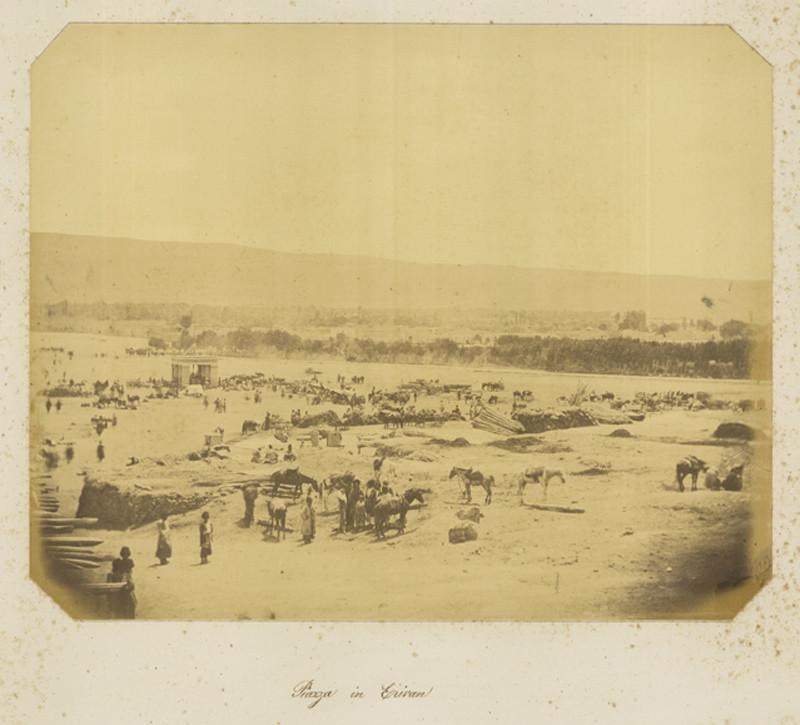 Старейшие снимки Еревана! Кавказ,Армения,1860-е,Старейшие снимки городов