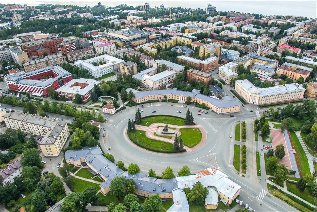 Города России с фрагментированным историческим центром Архитектурное наследие