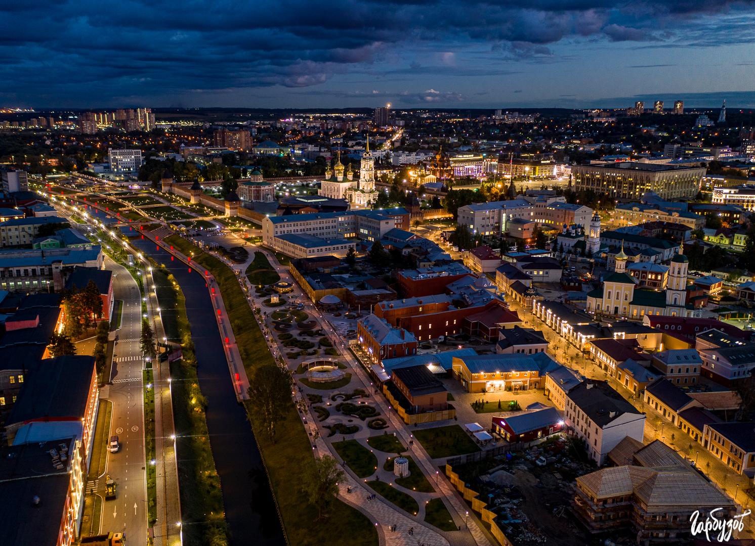 2020 Улица Металлистов и Казанская Набережная