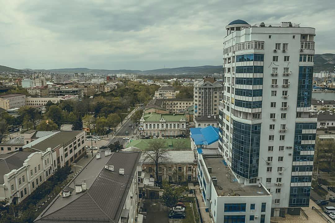 Новороссийск, исторический центр