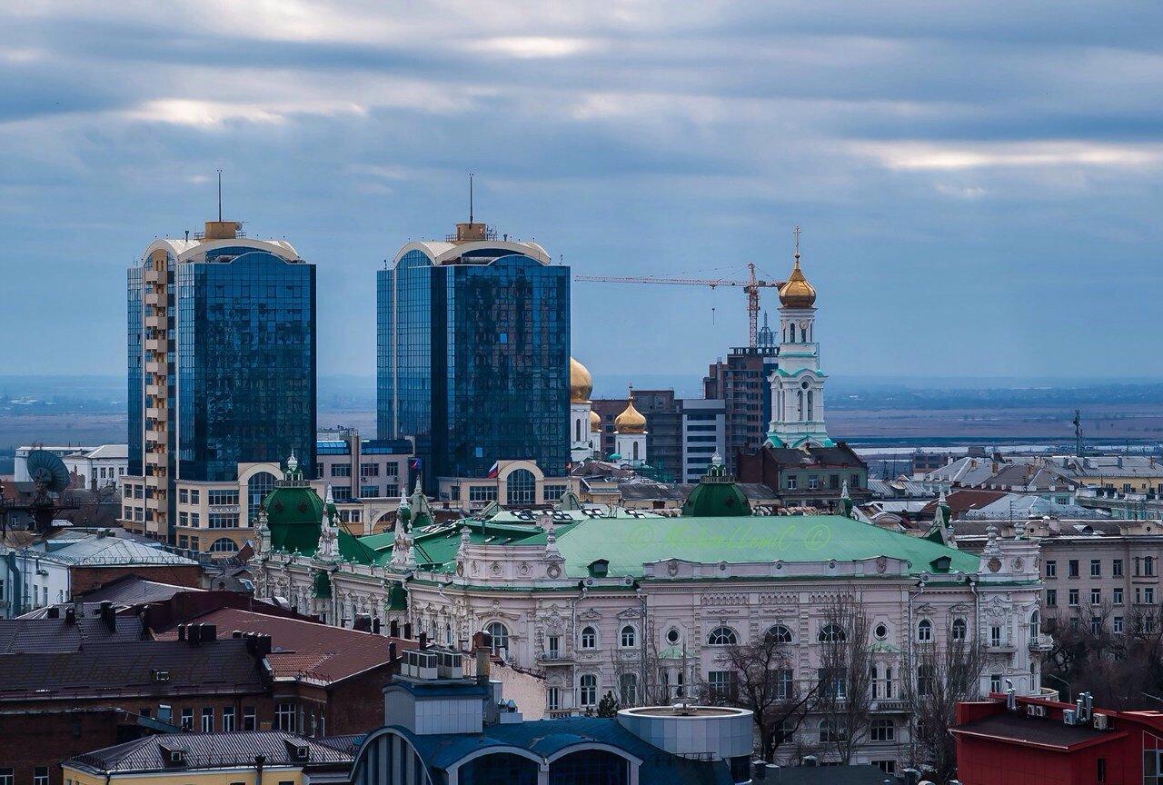 Ростов-на-Дону. ЖК Купеческий двор