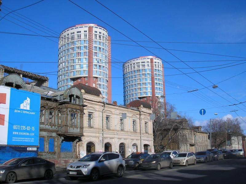 Нижний Новгород 2016 Большая Печерская