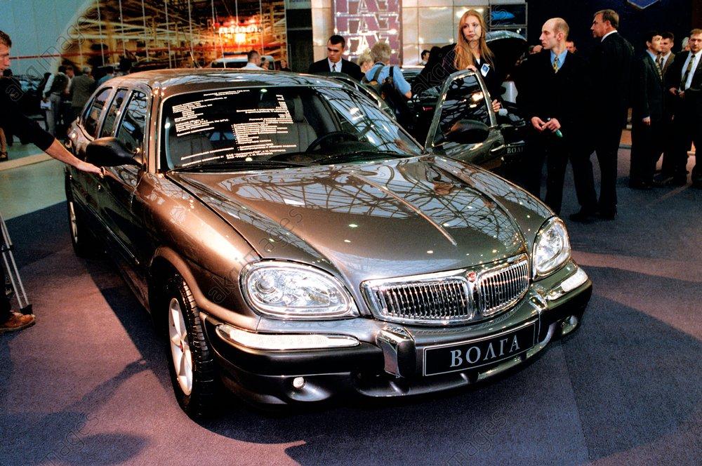 2000 A new Volga –1118 car, produced by Volzhsky Car Plant