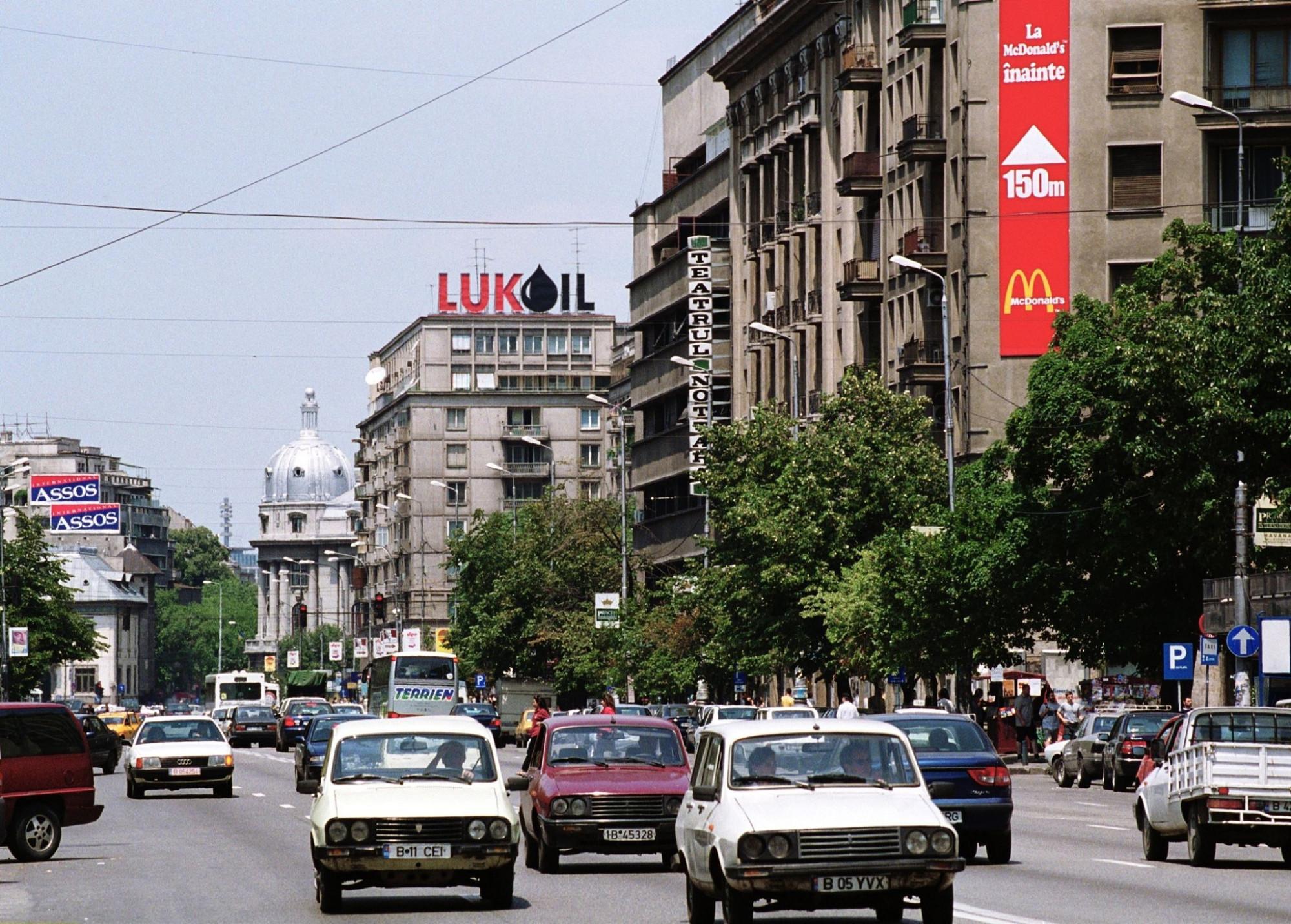 2000 Bucharest