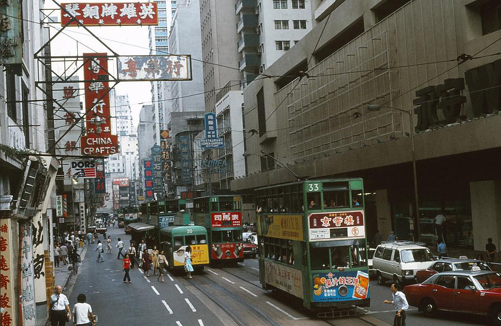 Улицы мира в 1980 году. Какими они были 40 лет назад Авто-мото,urban evolution,История транспорта,1980-е
