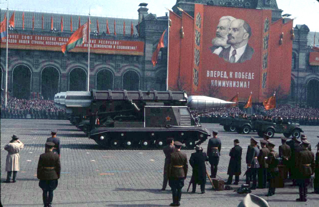 1960 Red Square May Day10