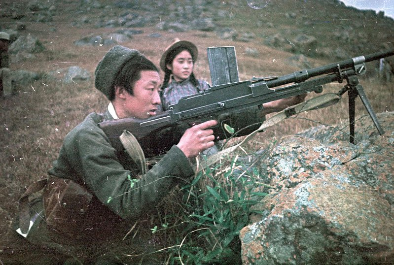 1949 КНР. Партизаны3