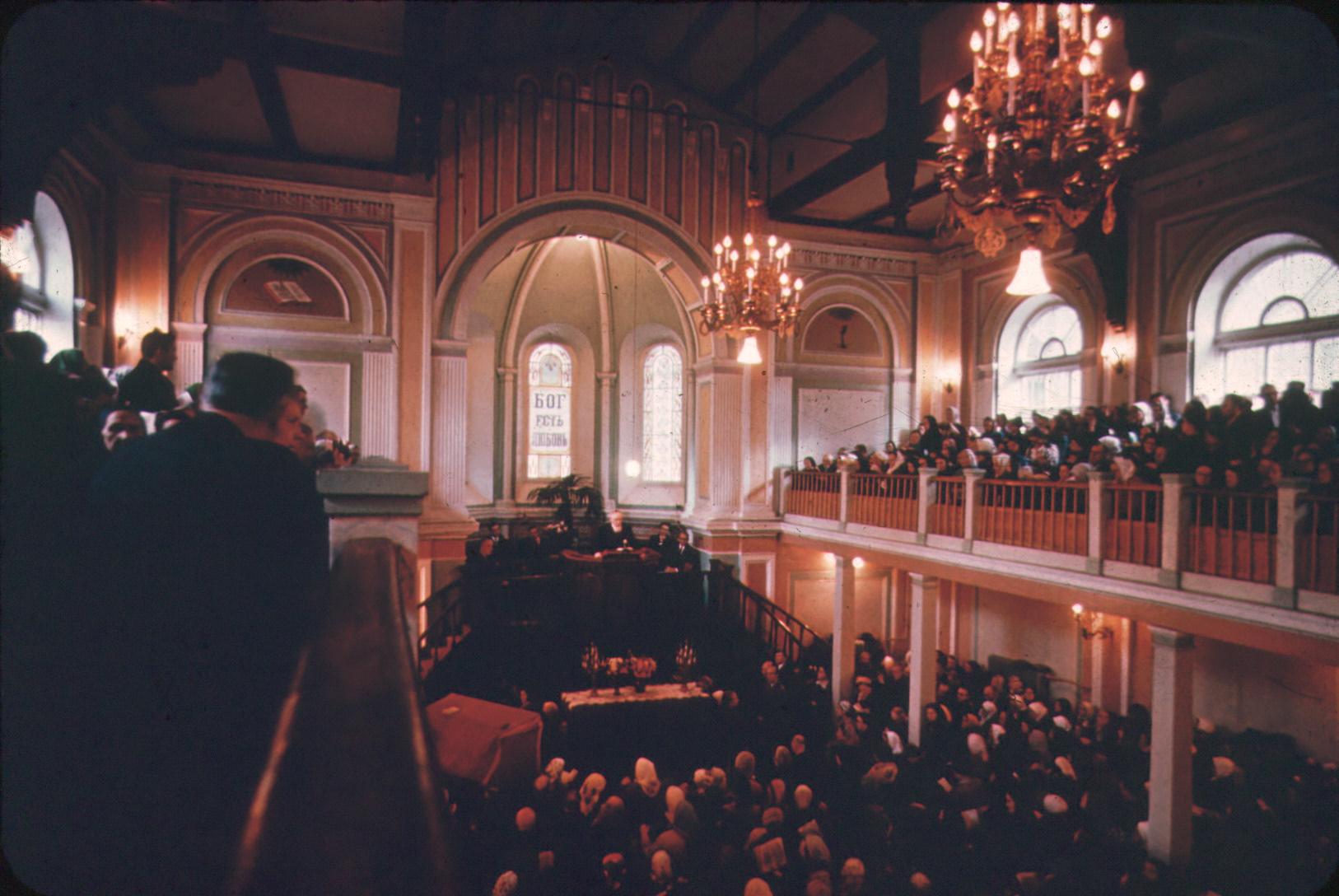 1960 Moscow Baptist