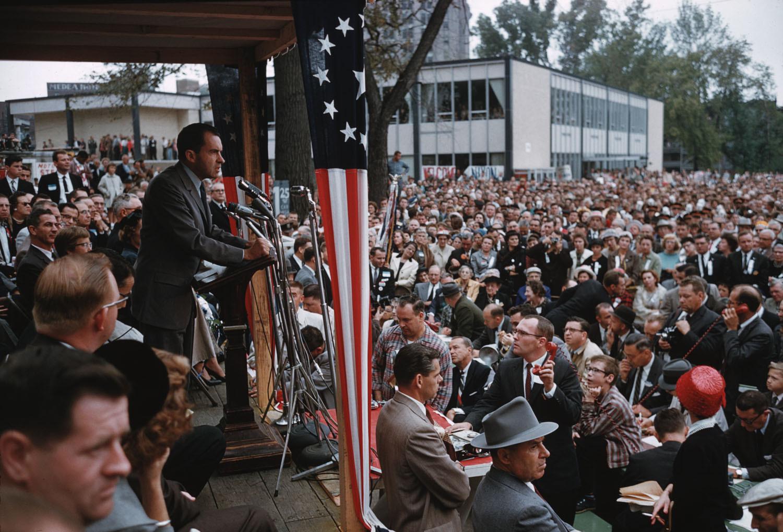 1960_Nixon presidential campaign