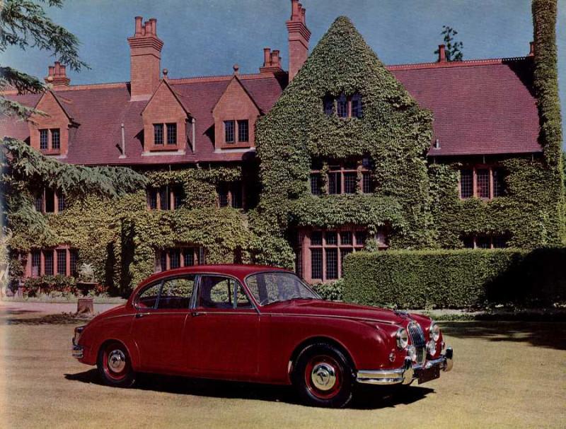 Jaguar 1960
