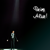 """raul esparza sings """"being alive"""""""