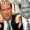 kevin's rating