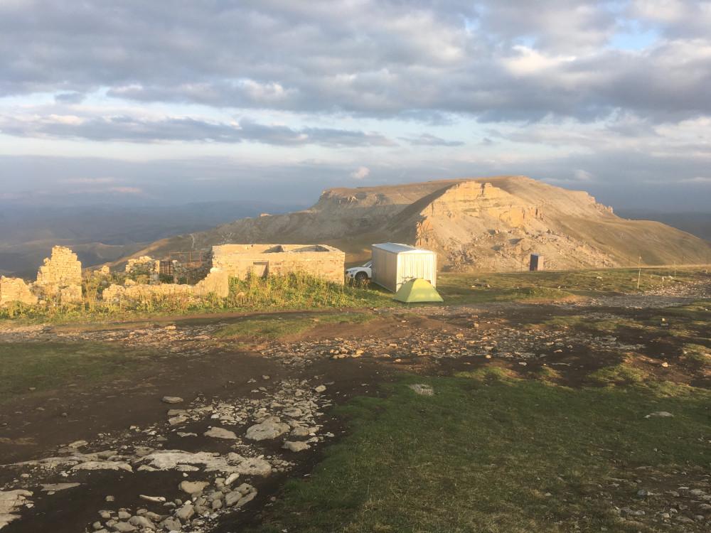 Одиночная Велопоездка, Кавказ