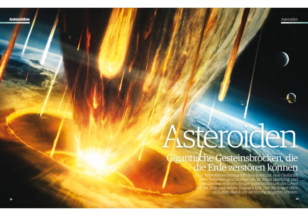 Space - Weltraum-Magazin 2013-2 Asteroiden